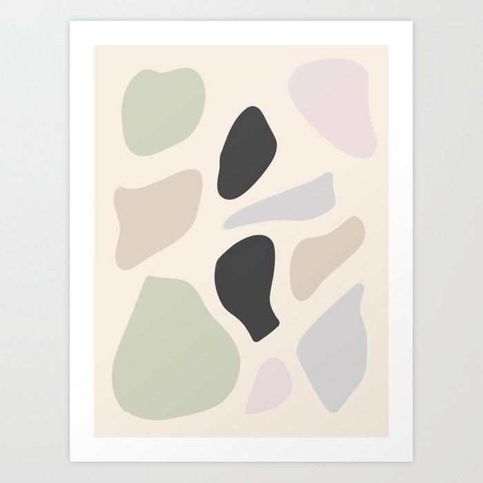 au naturel 3 prints - badgedealers - Web Development, Graphic Design and Illustration Studio from Bergamo – Milano, Italia.