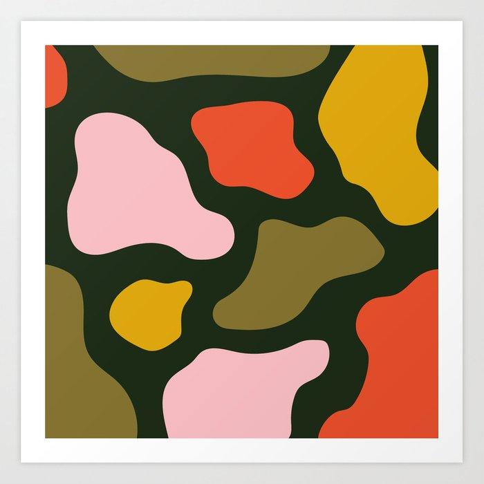 blobazzo green prints - badgedealers - Web Development, Graphic Design and Illustration Studio from Bergamo – Milano, Italia.