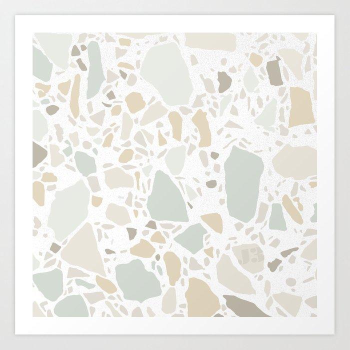 terrazzo sed prints - badgedealers - Web Development, Graphic Design and Illustration Studio from Bergamo – Milano, Italia.