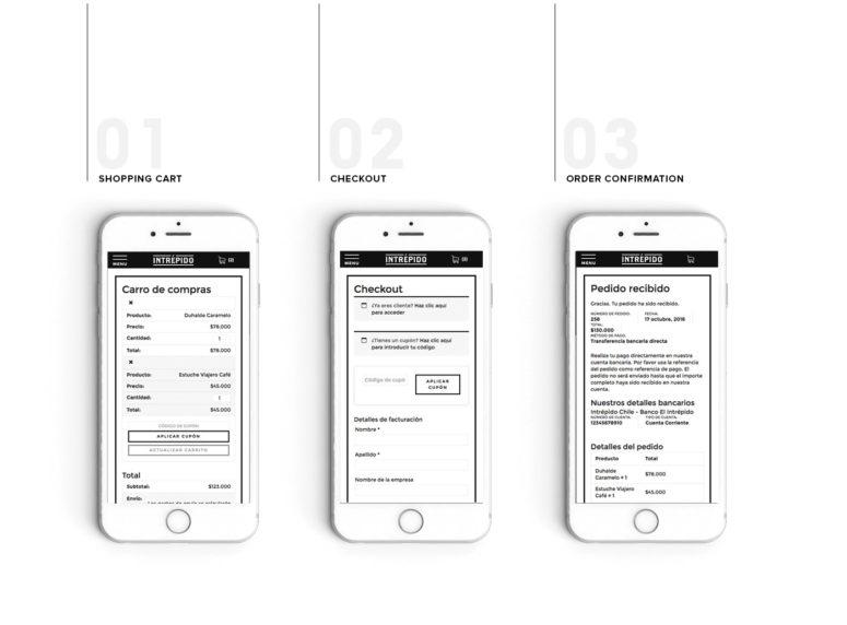 badgedealers intrepido e commerce website design ui ux 8 - badgedealers - Web Development, Graphic Design and Illustration Studio from Bergamo – Milano, Italia.